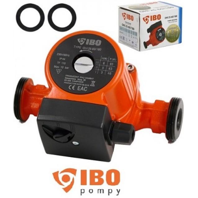 OHI 25-60/180 , IBO циркулационна помпа